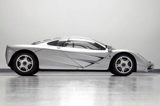 Une McLaren F1 vendue 4,3 millions d'euros