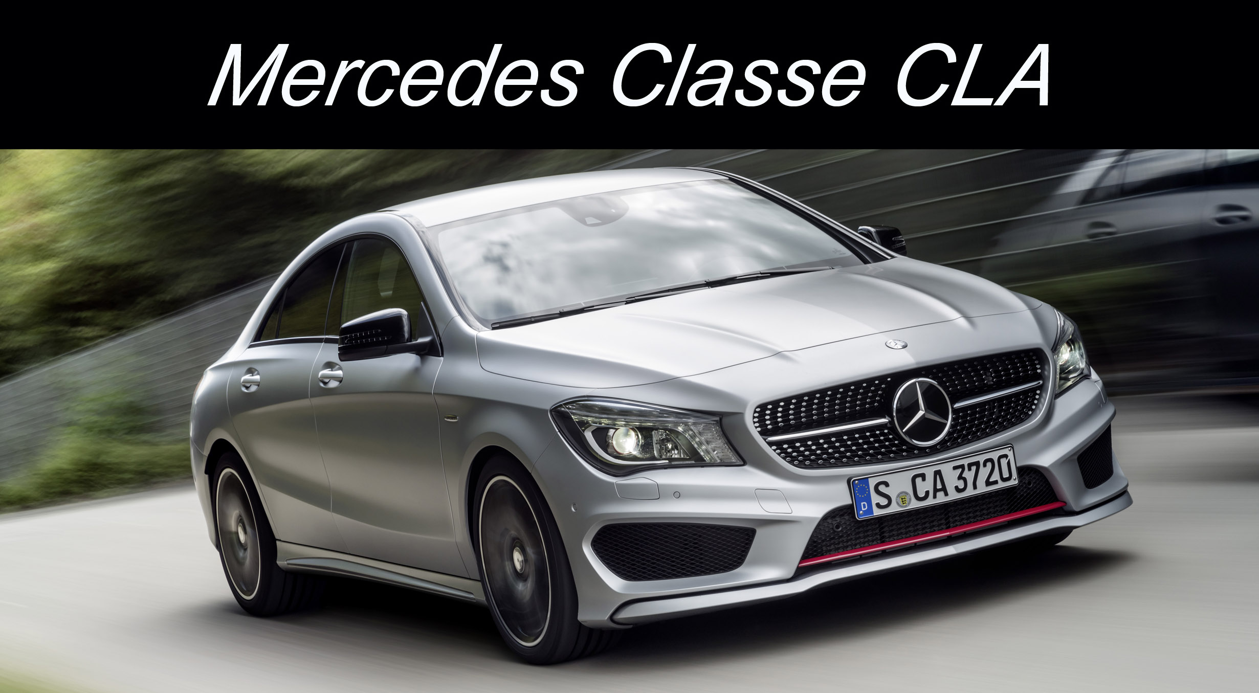 les autres stars de mercedes 1 cla classe e cls classe s. Black Bedroom Furniture Sets. Home Design Ideas