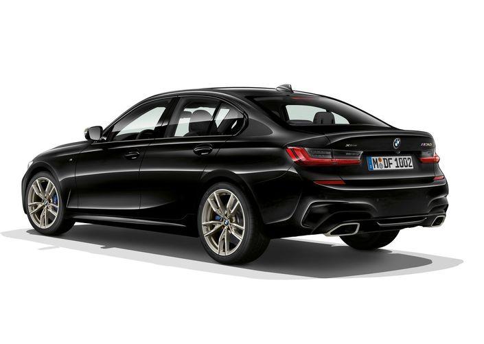 Salon de Los Angeles 2018 - BMW dévoile la nouvelle M340i
