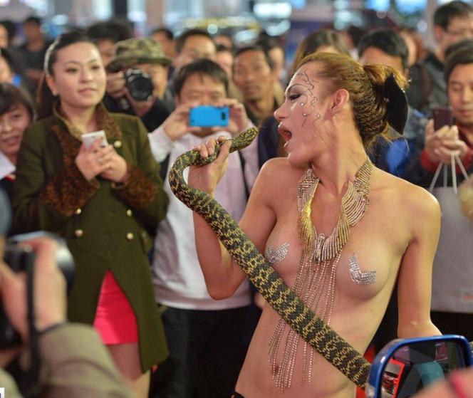 """Salon de Guiyang : les chinois sont des """"Hommes"""" comme les autres"""