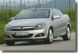Les Opel Astra TwinTop et Volkswagen EOS défient la Peugeot 307 CC