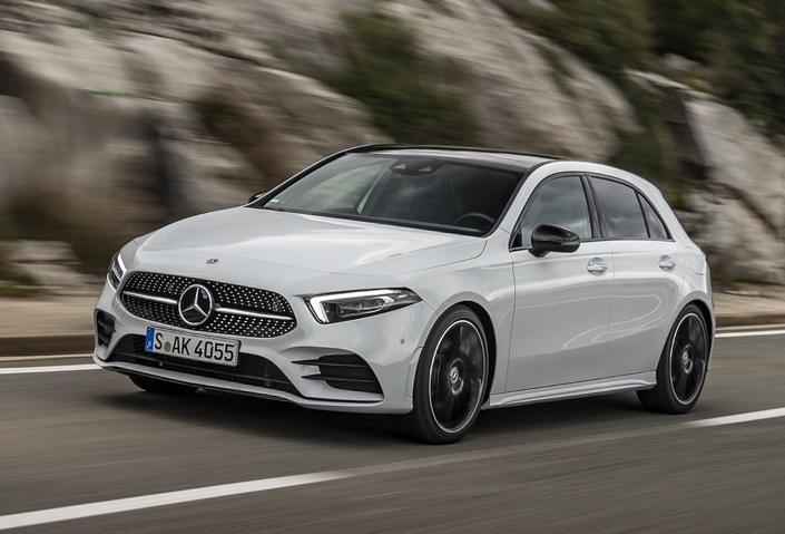 Mercedes Classe A : deux nouvelles versions 200d et 220d