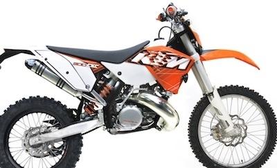 Leo Vince X3 pour KTM 300 EXC.