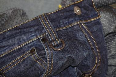 Spidi, le jean J&Tracker : l'essai