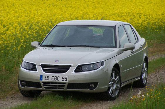 Essai - Saab 9-5 : grandeur en décadence