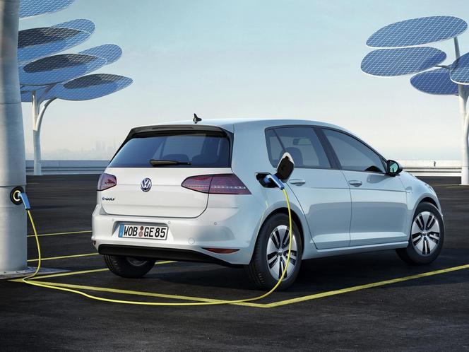 Volkswagen e-Golf : disponible en Allemagne pour 34 900 euros