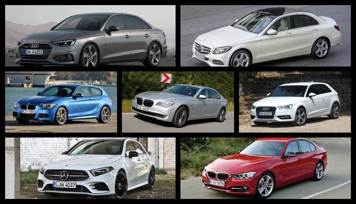 Audi, BMW, Mercedes, etc. : les modèles premium décotent-ils vraiment si peu?