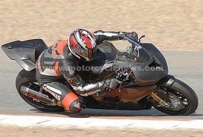 Superbike: Pour BMW, ce sera la K46