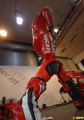 "Moto GP - Bridgestone: ""Stoner est de plus en plus fort"""