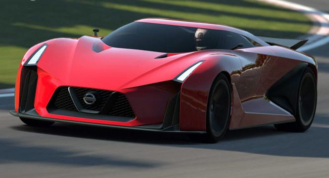 La future GT-R équipée du V6 3.0l biturbo de la Nissan GT-R LM Nismo LMP1 ?