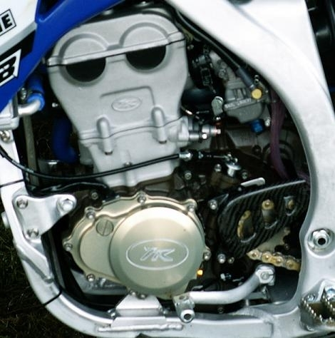 Caradisiac vous présente la 250 Yamaha de Nicolas Aubin
