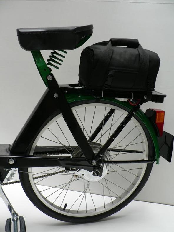 Mopelex de Mopex : un deux-roues hybride et pratique !