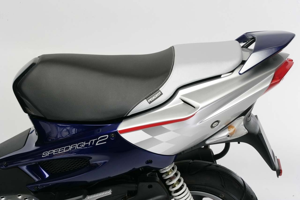 Peugeot : scooter Speedfight Ultimate Edition