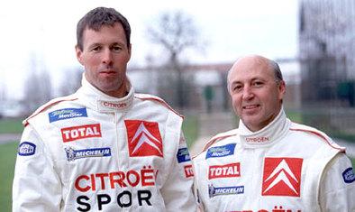 WRC: Loeb dernières