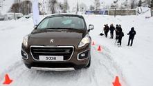 Peugeot Hybrid4 et Grip Control : efficaces sur la neige ?
