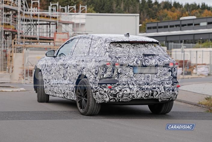 Scoop - Audi prépare l'inédit Q6 électrique