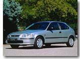 Honda Civic Mulsanne Dans le pur style californien