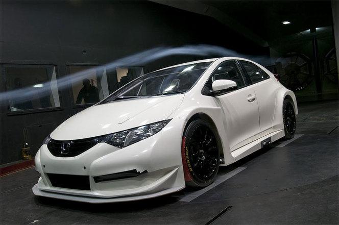 Future Civic Type R : Honda certain de battre la Renault Mégane R.S sur le Nürburgring