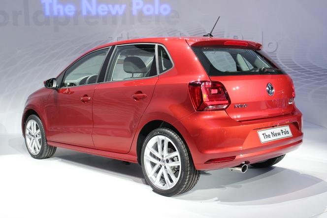 Toutes les nouveautés du salon de Genève 2014 - Volkswagen Polo restylée : minimum