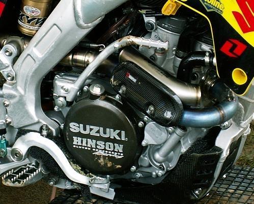 Caradisiac vous présente la 250 Suzuki de Pascal Leuret