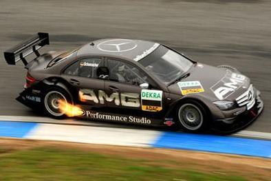 DTM - Mercedes: Ralf est motivé pour y aller