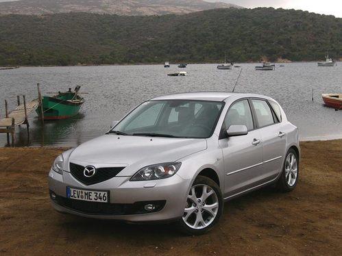 Essai - Mazda 3 : un facelift ultra-light