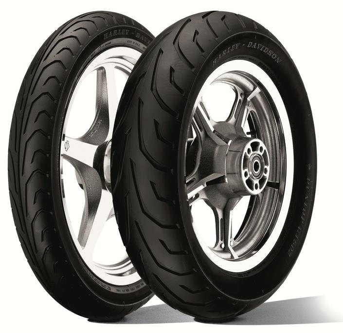 Dunlop: 10 millions de pneus pour Harley-Davidson