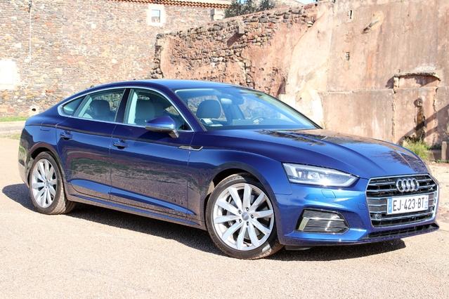 Essai vidéo - Audi A5 Sportback : digne de sa devancière