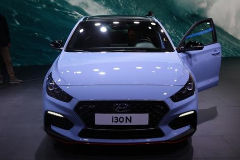 Hyundai I30 N : décomplexée - Salon de Francfort 2017