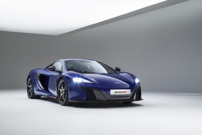 Genève 2014 : McLaren 650 S Coupé officielle, c'est bien un nouveau modèle