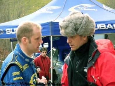 Rallye de Suède : Denis Giraudet est au départ!