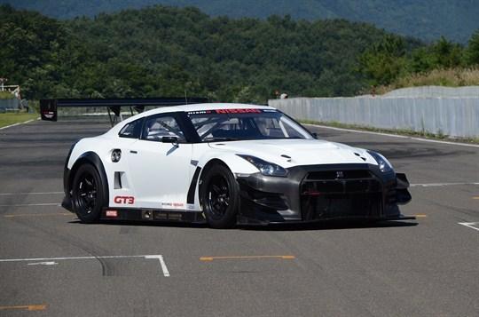 (Vidéo) La Nissan GT-R GT3 évolue pour 2013
