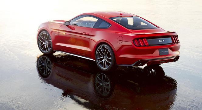 Toutes les nouveautés du salon de Genève 2014 - Ford Mustang : débarquement allié