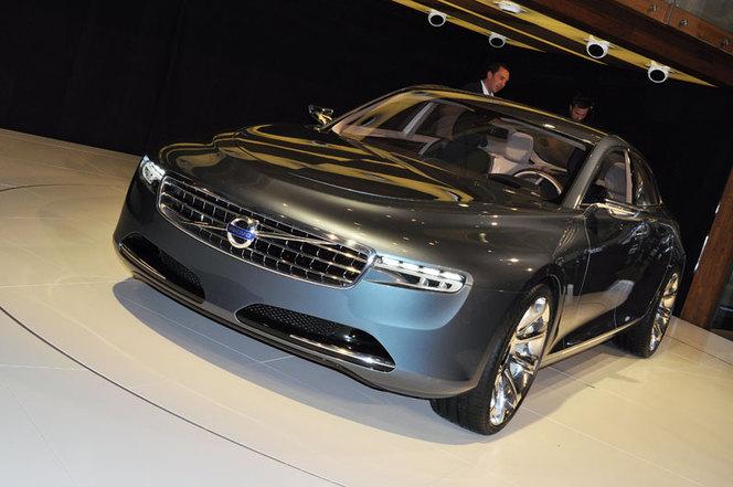 Salon de Francfort 2011 : Volvo You Concept : vaisseau amiral