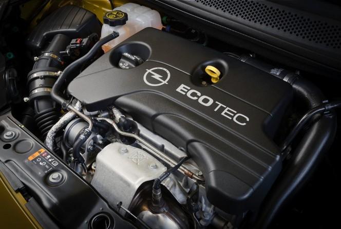 Salon de Genève 2014 - L'Opel Adam 115 ch officielle