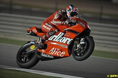Moto GP - Espagne: Encore pour Stoner ?