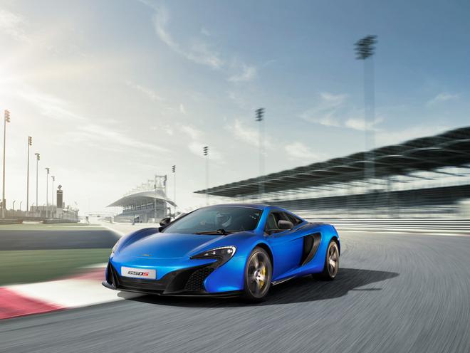 Toutes les nouveautés du salon de Genève 2014 - McLaren 650S Coupé, l'intermédiaire