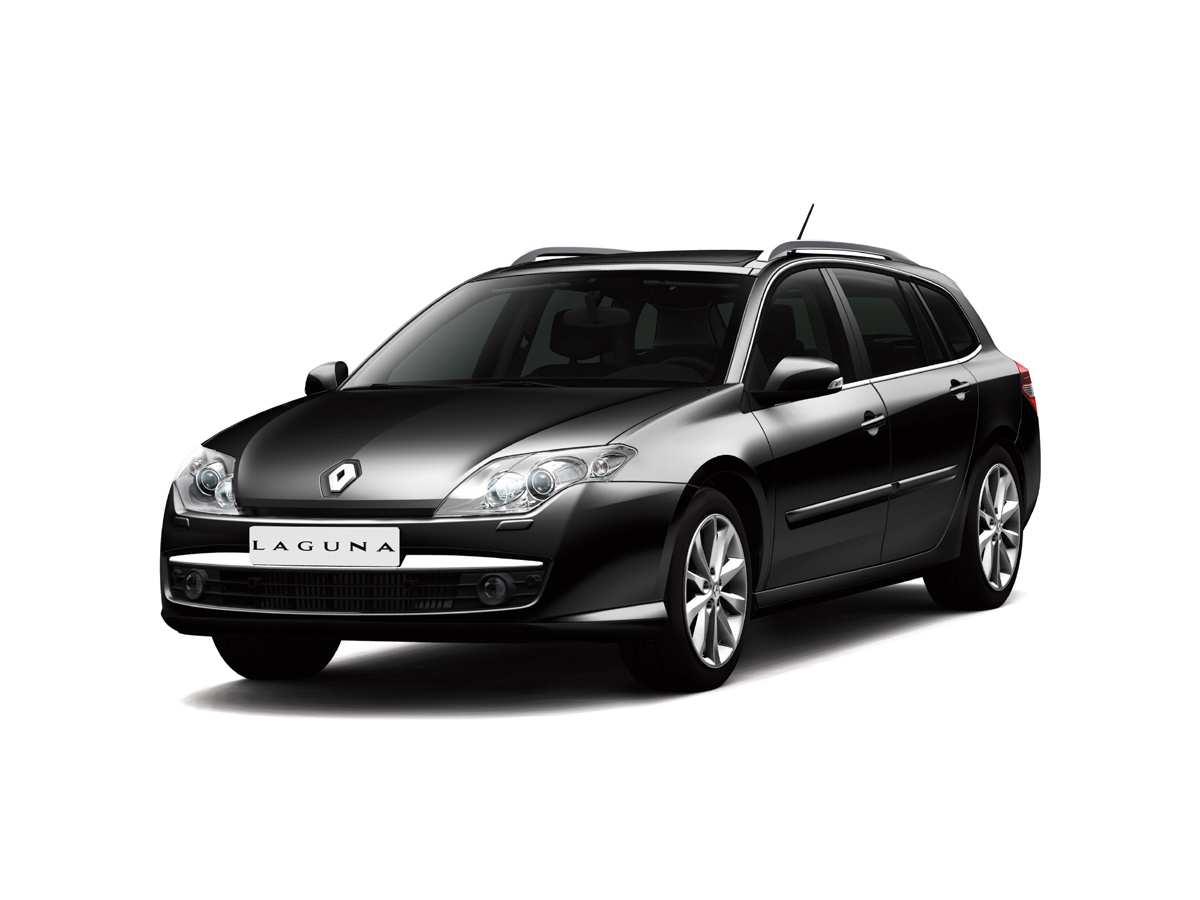 plus belle voiture de l 39 ann e 2007 la renault laguna. Black Bedroom Furniture Sets. Home Design Ideas