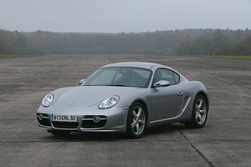 Essai - Porsche Cayman S : entre deux