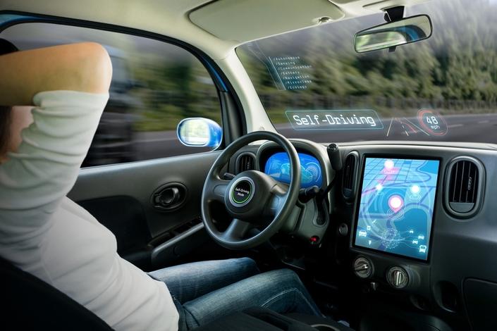 Voiture autonome, comment ça marche ?