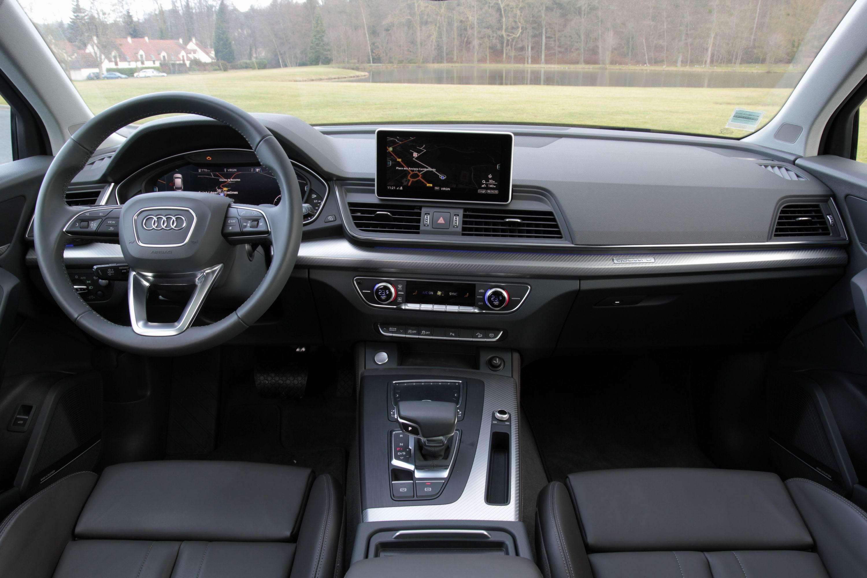 Essai Vid 233 O Audi Q5 2017 Le Changement Dans La Continuit 233