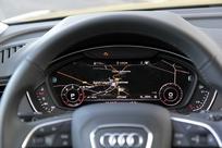Le Virtual Cockpit et ses 12,3 pouces de diagonale.