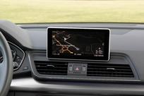 L'écran du MMI Touch, un peu petit avec 8,3 pouces.