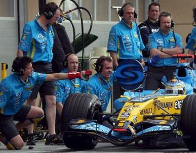 Formule 1: Renault envoie le mécano à la révision