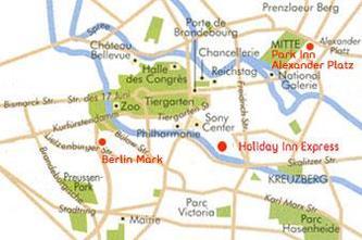 Berlin : les zones environnementales vont accueillir des véhicules autorisés