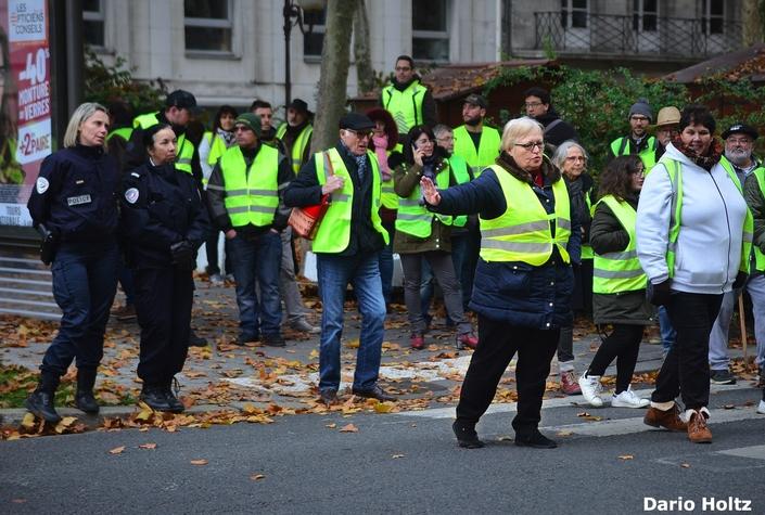 Gilets jaunes -Nos vidéos et infos sur les manifestations en direct