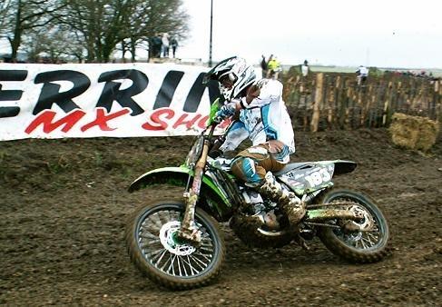 Thomer, 2ème manche MX2, Frossard le revanchard