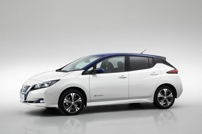 Nouvelle Nissan Leaf: tout ce qu'il faut savoir