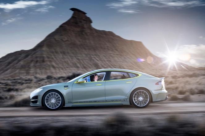 Toutes les nouveautés de Genève 2014 - Rinspeed XChangE, l'autonome électrique qui fait envie