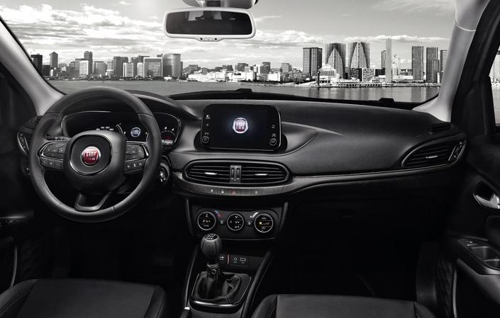 Fiat lance la série spéciale Tipo S-Design